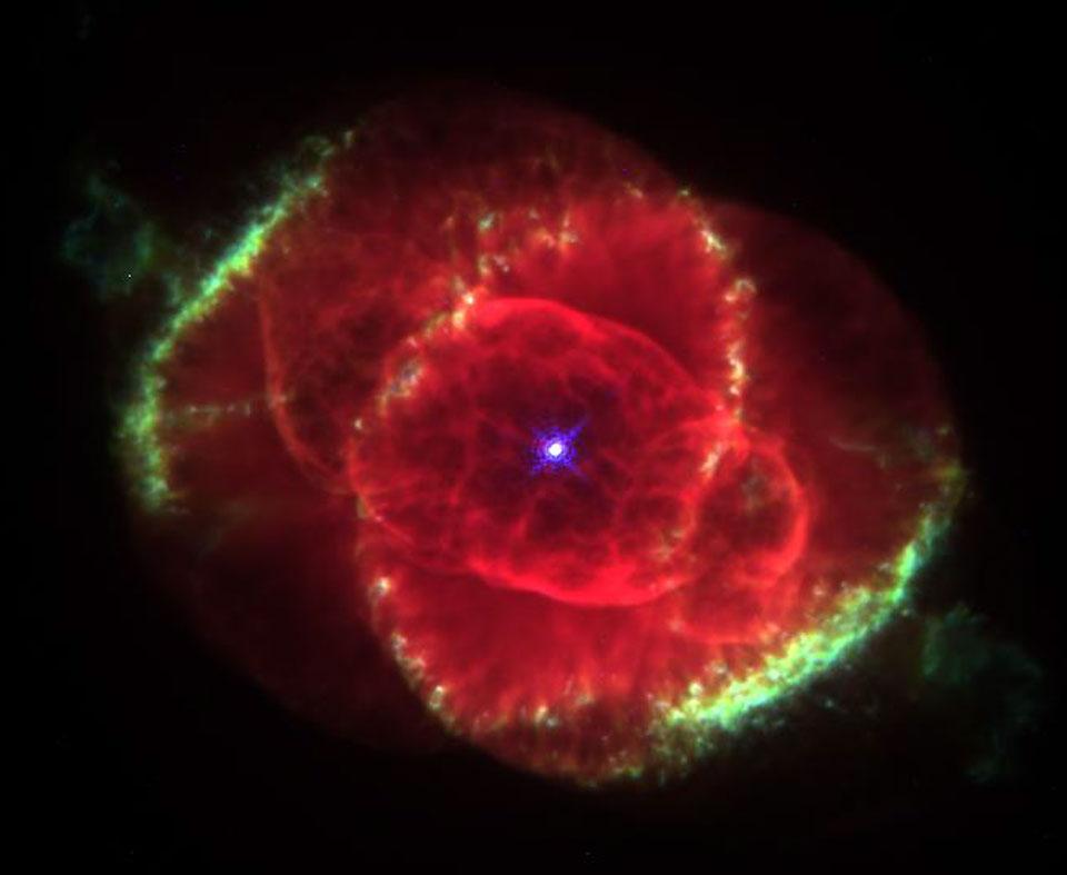 Nebula Mata Kucing