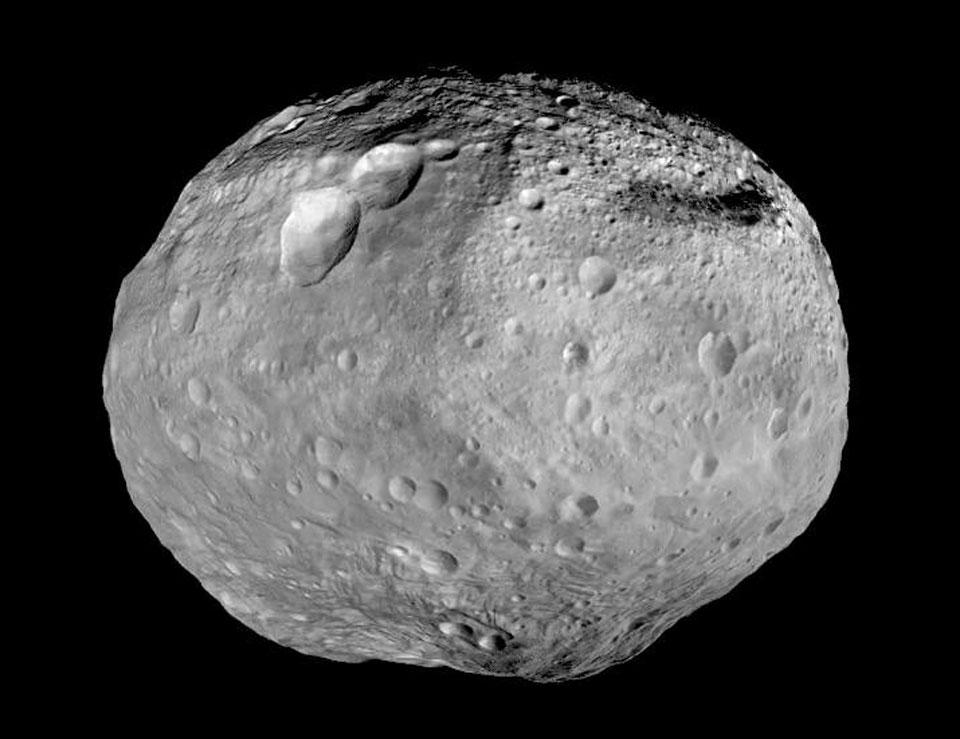 Meninggalkan Vesta