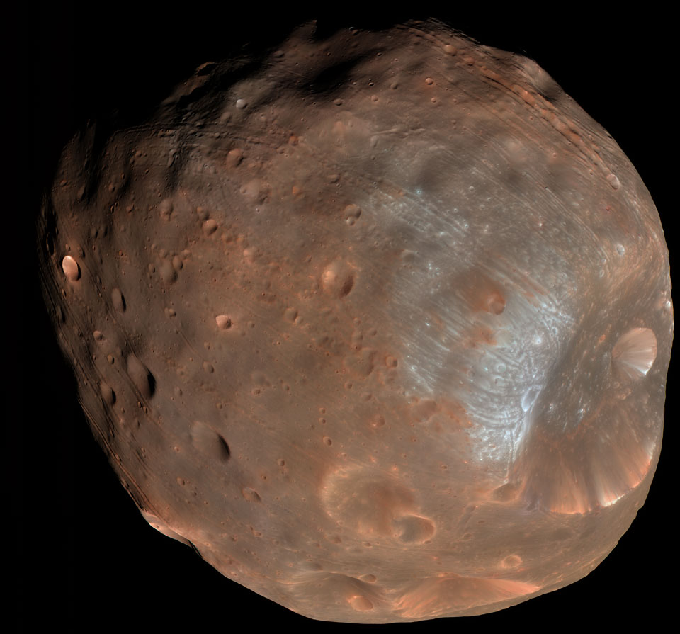 Phobos: Bulan Mars Yang Telah Kiamat