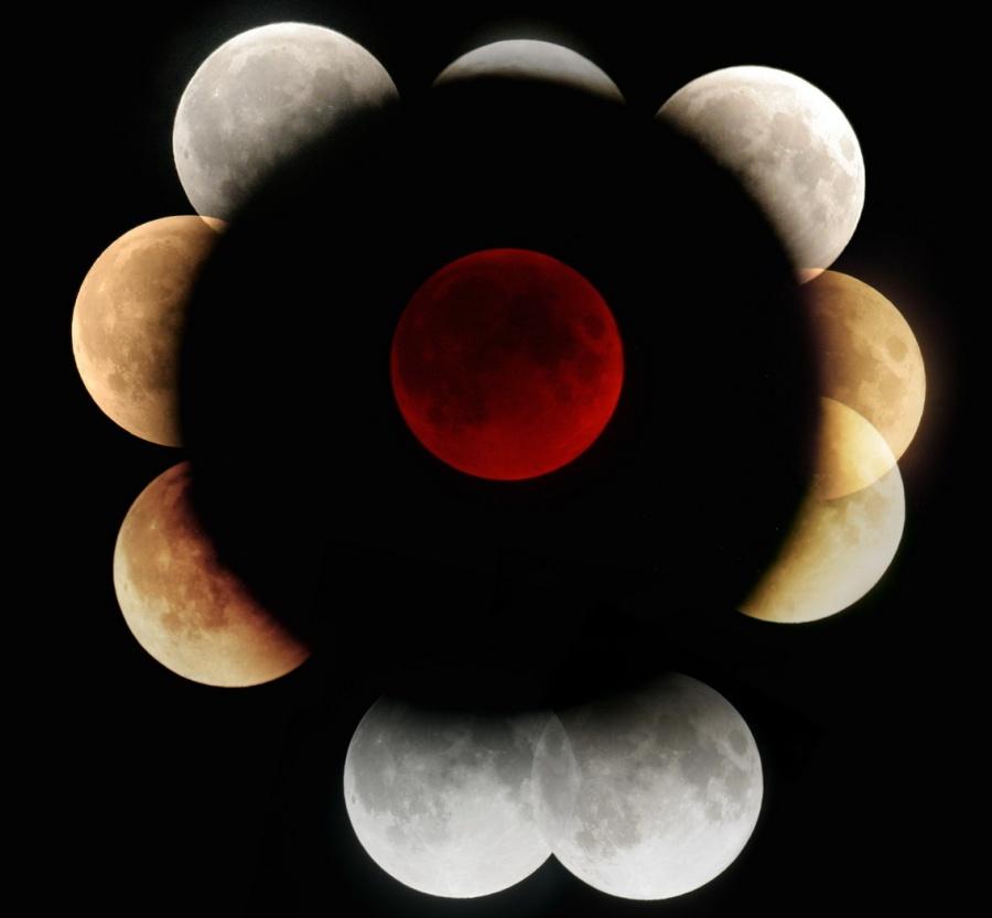Gerhana Lunar