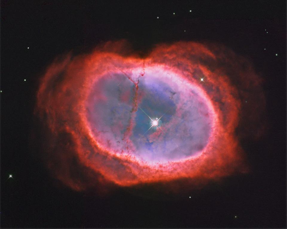 NGC 3132: Nebula Cincin Selatan