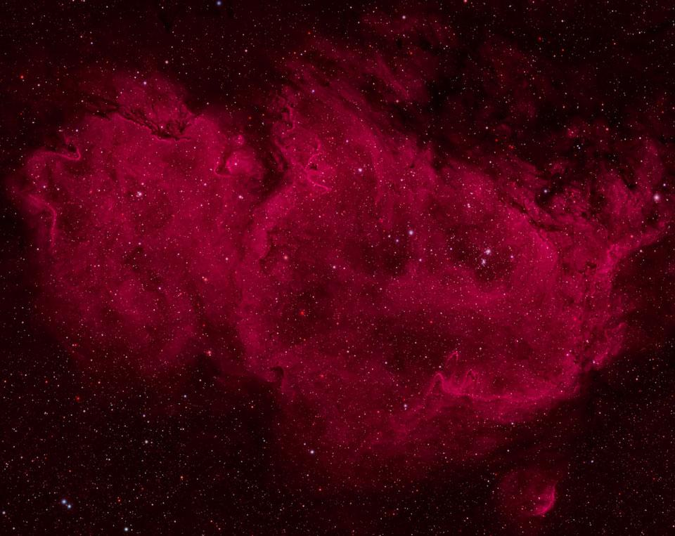 IC 1848: Nebula Soul
