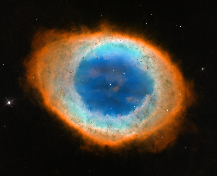 M57: The Ring Nebula