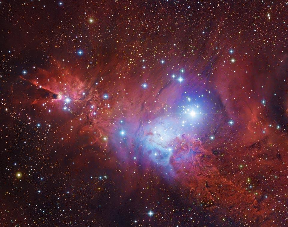 Di Sekitar dari Nebula Cone