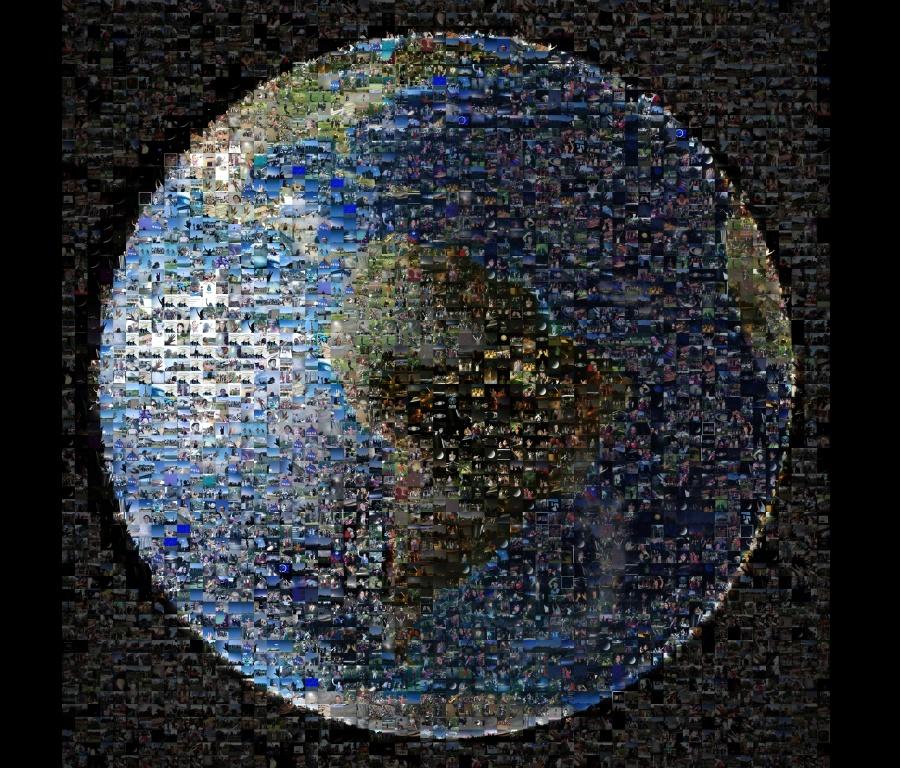 Gelombang Bumi di Saturnus