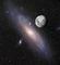 Moon Over Andromeda