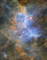 Herschel's Eagle Nebula