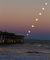 As seen from Cocoa Beach Pier, Florida, planet Earth,