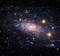 NGC 3621: Más Allá del Grupo Local