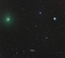 The Comet, the Owl, and the Galaxy