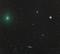El cometa, el búho y la galaxia