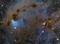 Estrellas jóvenes y nebulosas polvorientas en Tauro