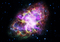 The Crab Nebula is cataloged as M1, the first object on