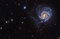 Big, beautiful spiral galaxy M101 is one of the last