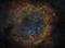 Stunning emission nebula