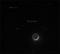 Luna en las Hyades