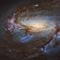 Messier 66 de cerca