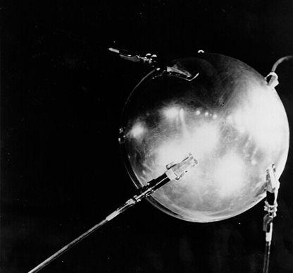 satelite Sputnik 1