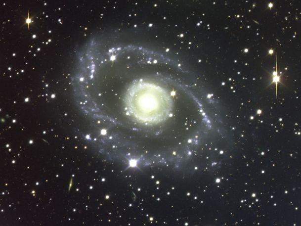 Galaxia Espiral en Centauro