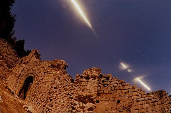 Eclipse lunar histórico