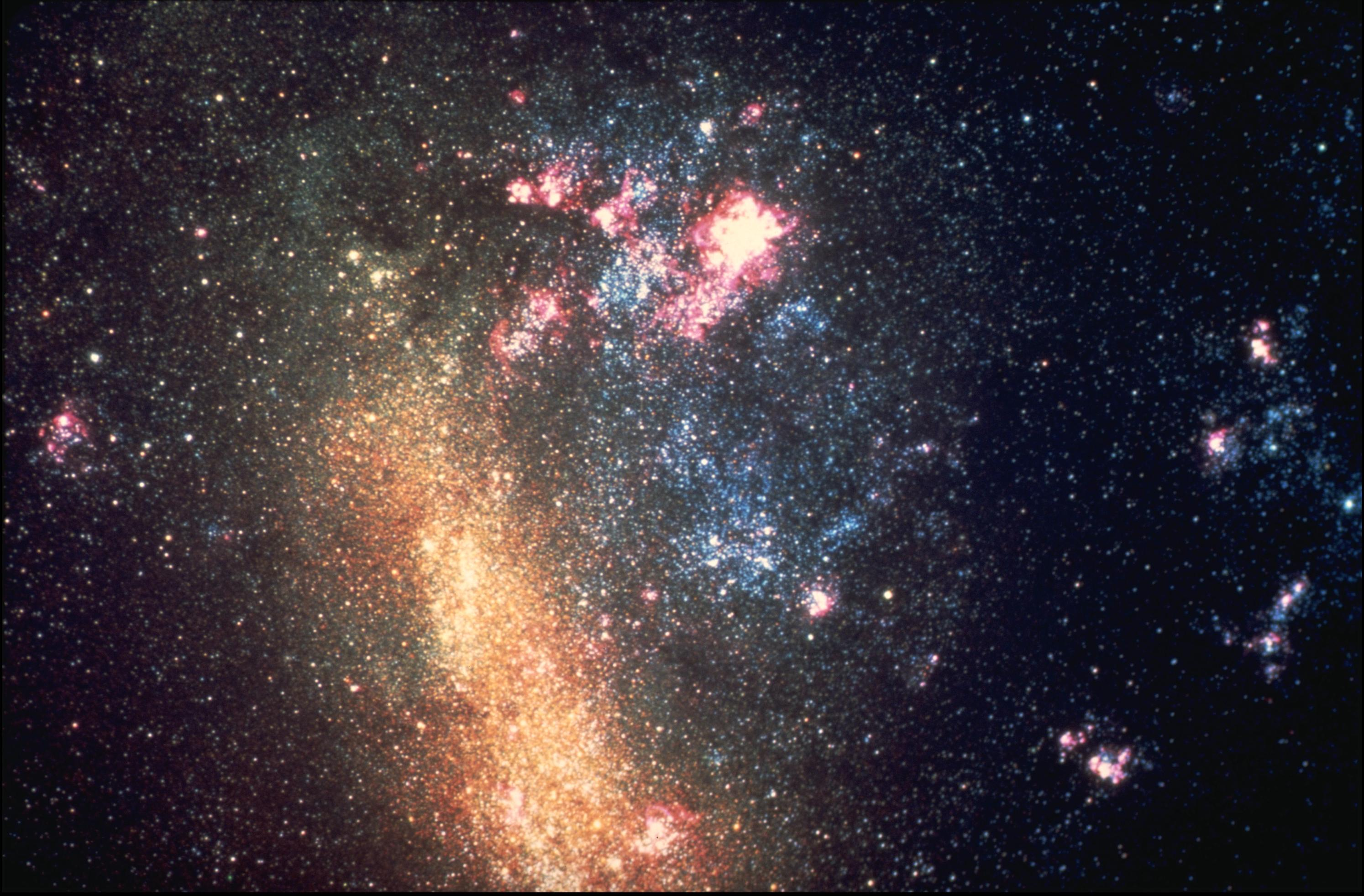 Large Picture of Galaxies - Pics about space