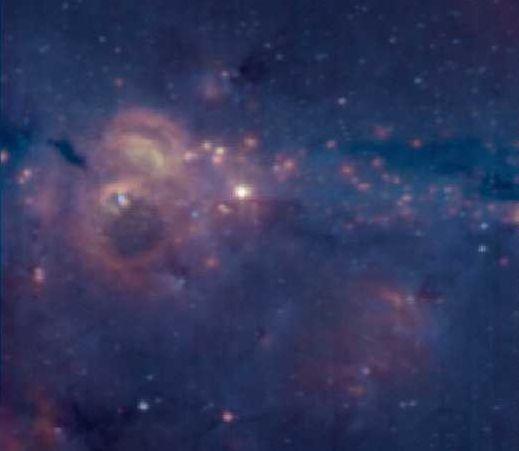 Viaje al centro de la Galaxia