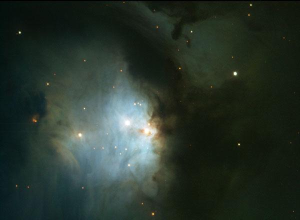 Nebulosa de reflexión M78