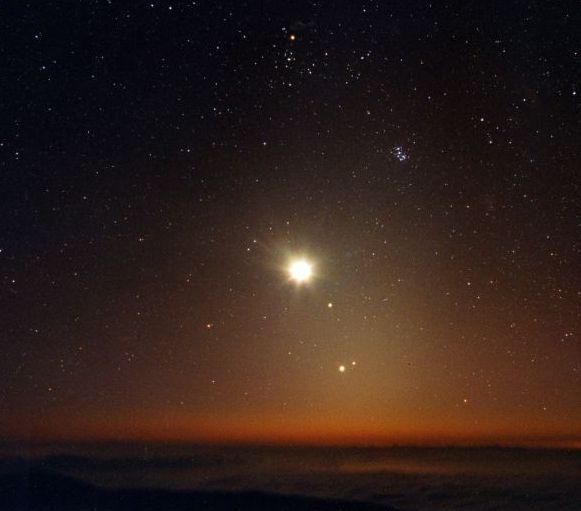 Planetas Sobre las Nubes