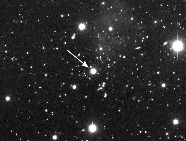 QSO H1821+643 indica un universo rebosante de hidrógeno