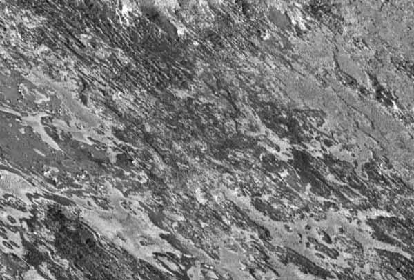 La luna joviana Ío vista de cerca