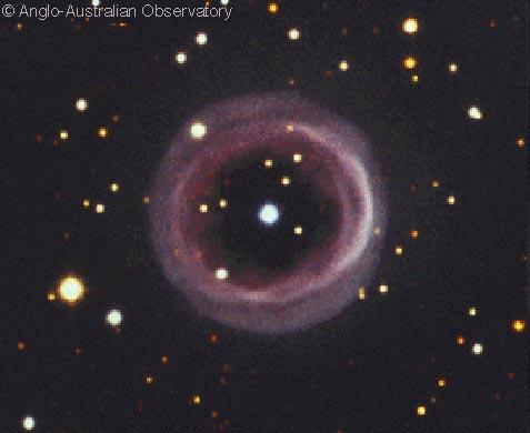 Shapley 1: Una Nebulosa planetaria
