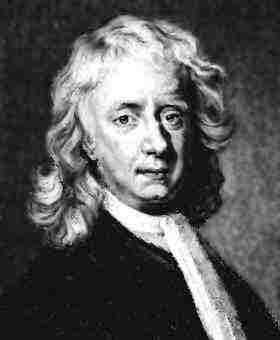 Isaac Newton Explica el Sistema Solar