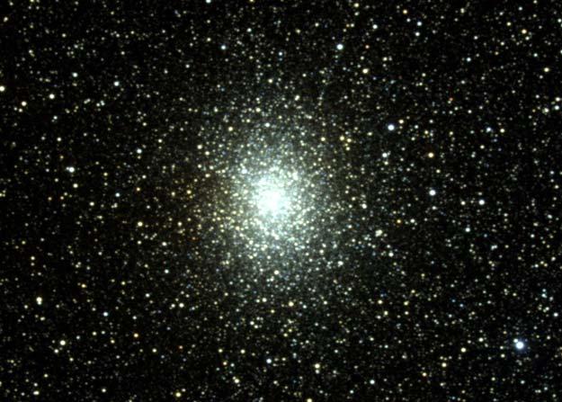 Kulová hvězdokupa M19