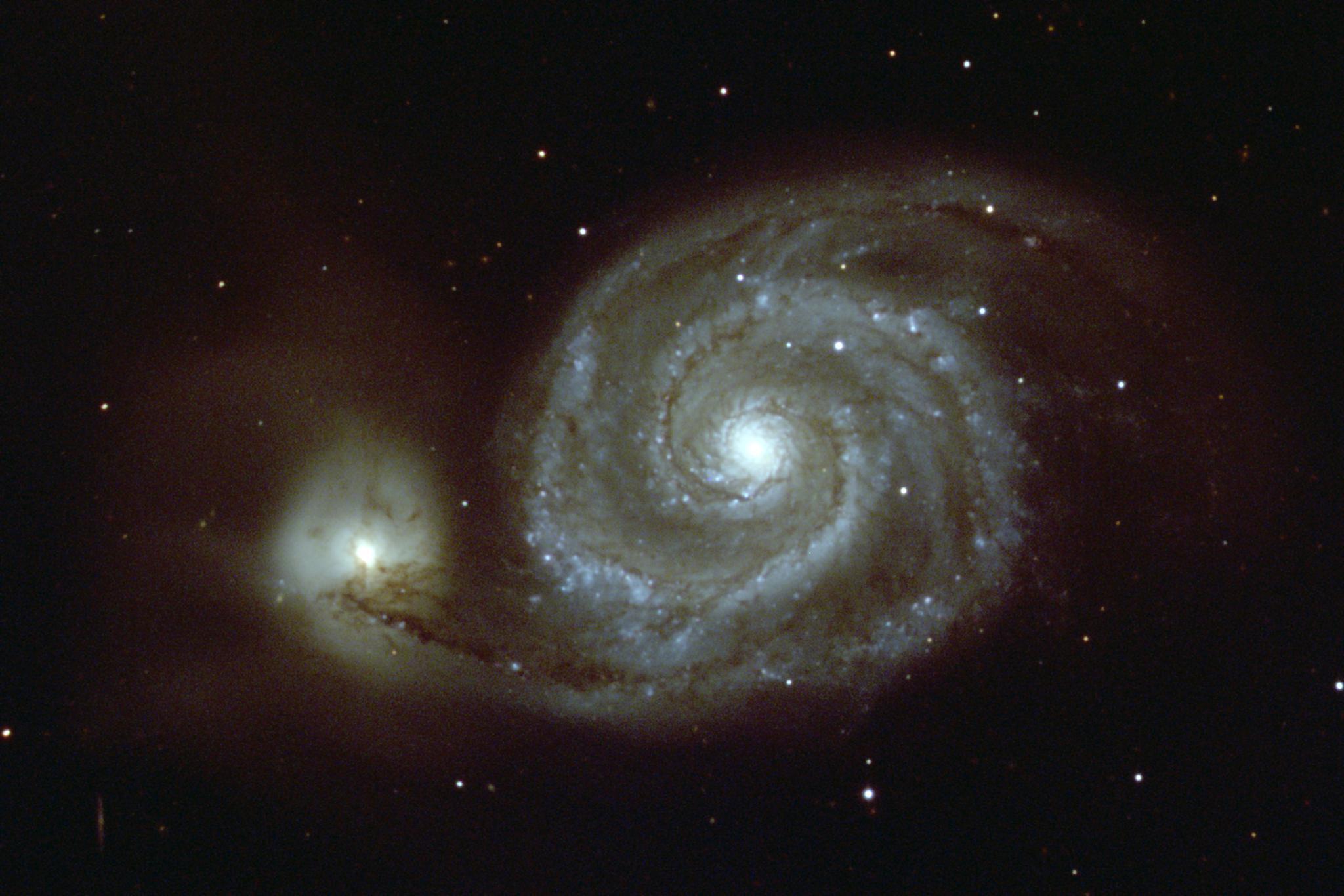 nasa whirlpool galaxy - photo #5