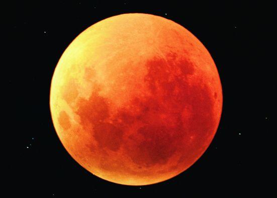 Prolongado Eclipse Lunar