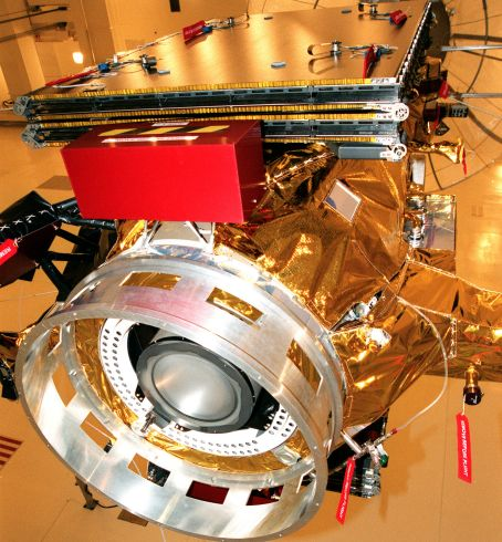 La Deep Space 1 a toda máquina