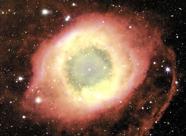 La Nebulosa de la Hélice desde el CFHT