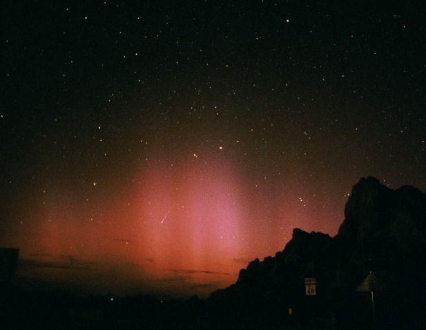 Aurora en los Cielos de Texas Aurora en los Cielos de Texas