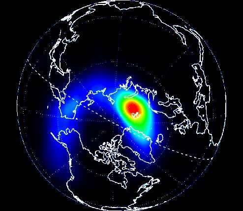 La Tierra en rayos-X