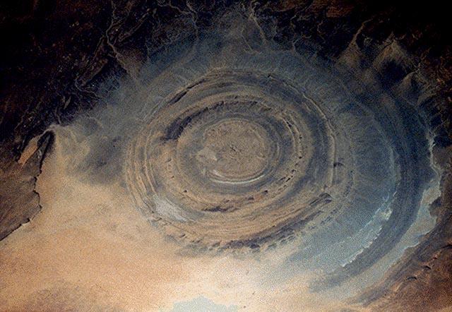 Pozemská struktura Richat