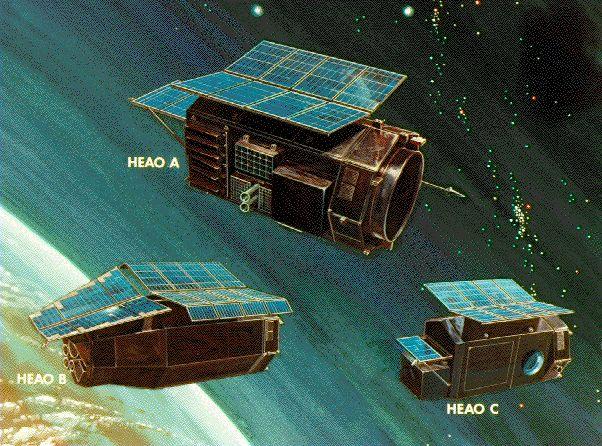 Una flota de alta energía