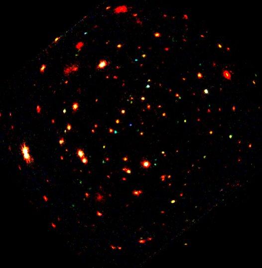El fondo cósmico de rayos X