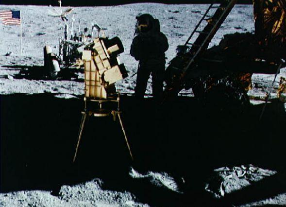 El primer observatorio lunar
