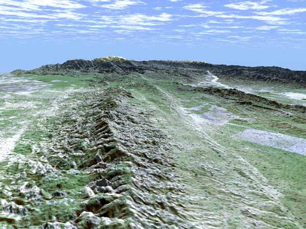 Pozemská porucha San Andreas