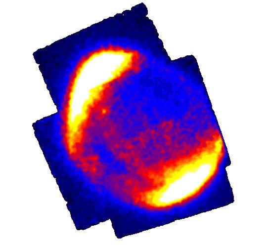 SN 1006: Las Piezas del Puzzle de los Rayos Cósmicos