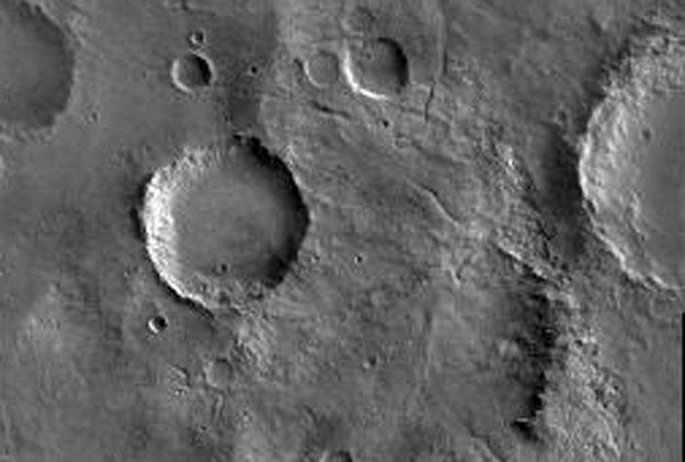 Ayude a la NASA a Clasificar los Cráteres Marcianos