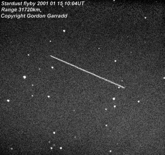 Stardust sigue navegando