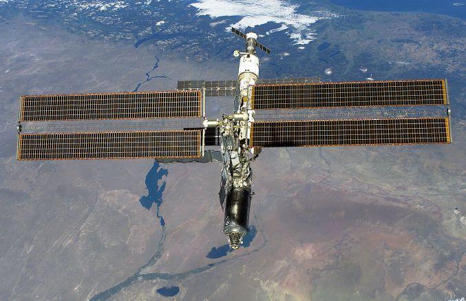 Una Estación Orbital se encuentra con con Destino