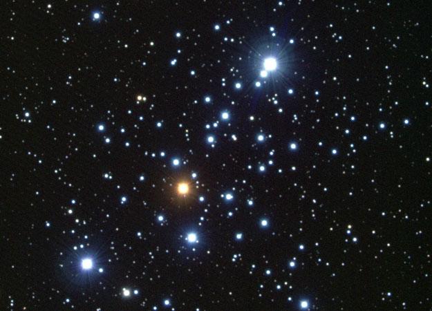 カシオペヤ座の散開星団M103