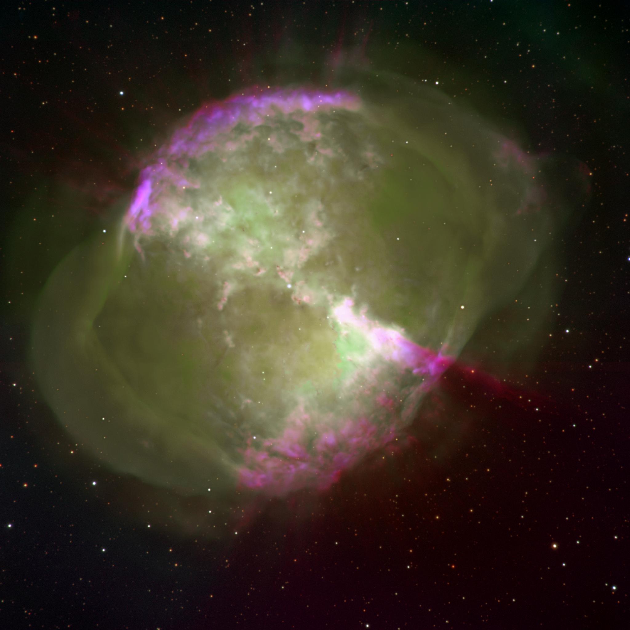 nuclear fusion nebula - photo #21